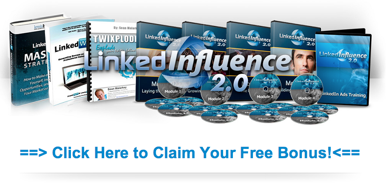 Linkedinfluence 2.0 Review